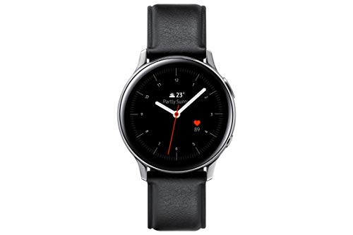 Samsung Galaxy Watch Active2 - Smartwatch, Bluetooth, Plata, 44 mm