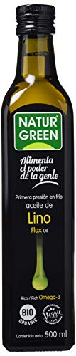 NATURGREEN ACEITE LINO 500 ml