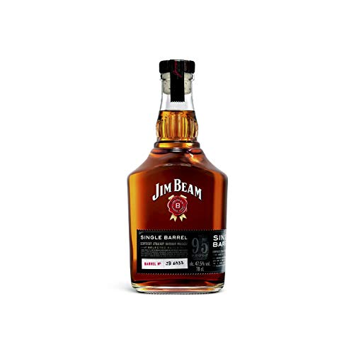 Jim Beam Single Barrel Kentacky Bourbon Whisky, 47.5% - 700 ml