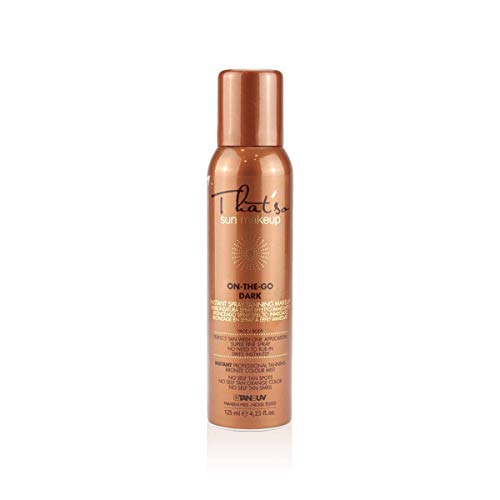 That´So - On The Go Dark Spray Autobronceador, 6% Dha, 125 ml