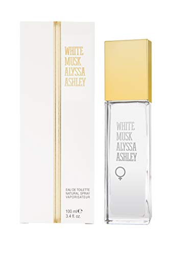 Alyssa Ashley White Musk Eau de Toilette Vaporizador 100 ml