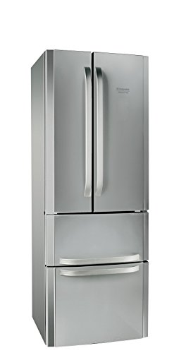 HOTPOINT-ARISTON E4D AAA X - Frigorífico Combi Hotpoint E4Daaaxc No Frost Total