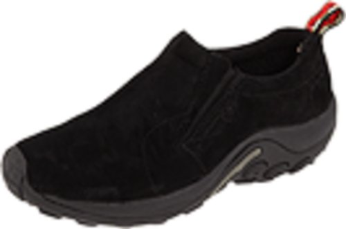 Merrell Jungle Moc, Mocasines para Mujer, Negro (Midnight), 38.5 EU