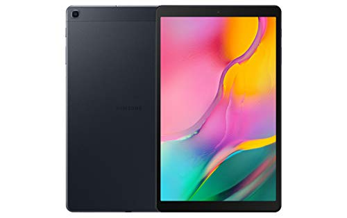 Samsung Galaxy Tab A - Tablet de 10.1' Full HD (Wifi, Procesador Octa-core, Android Actualizable), USB, MALI-G71 MP2, Android, 3 GB RAM / 64 GB, Negro