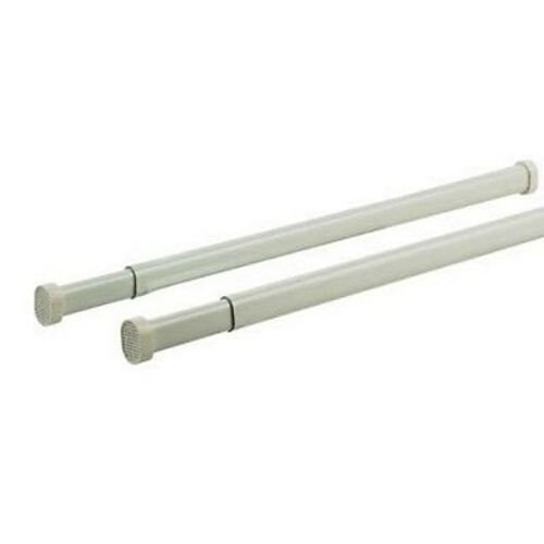 Kirsch Spring Tension Rods (11 - 16 inches) 2 per Pack by Kirsch