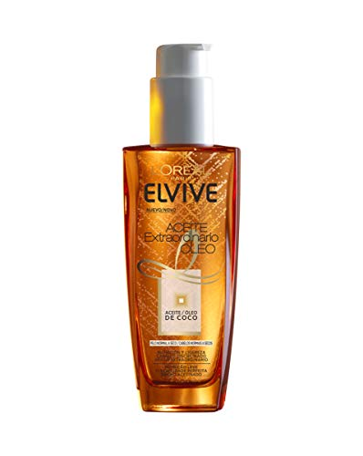 L'Oreal Paris - Elvive Aceite Extraordinario de Coco,100 ml