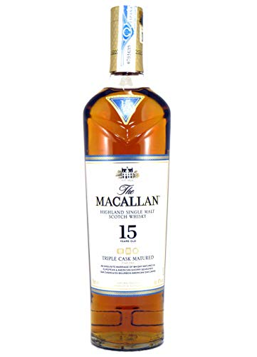 Macallan - Triple Cask Matured - 15 year old Whisky