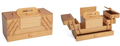Groves gb9590 Madera Cantilever costurero: 4 Animales, Wood, Assorted, 23.5 x 45 x 32 cm