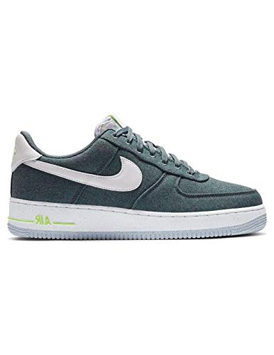 Zapatillas Nike Air Force 1 '07 Ozone Blue/White Hombre 42