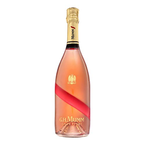 Mumm Grand Cordon Rosé Brut Champagne - 750 ml