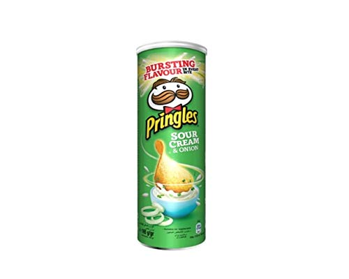 Pringles - Sour Cream Onion, 165 g