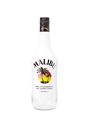 Malibu Licor Ron - 700 ml