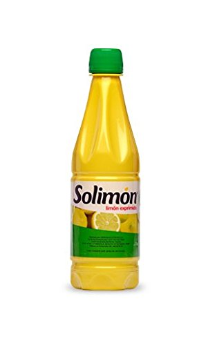 Zumo De Limón Solimon Botella Pet 500Ml