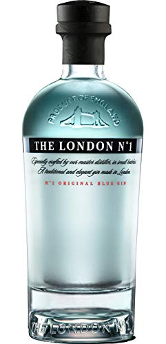 The London N°1 The London No. 1 Original Blue Gin Limited Edition Up In The Blue 47% Vol. 1L - 1000 ml