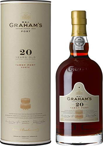 Grahams 20 yo Tawny Port, 750 ml