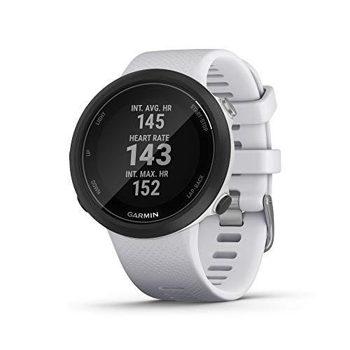 Garmin Swim 2- Reloj inteligente, color blanco
