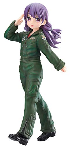 Hasegawa SP463 Egg Girls Collection No. 10 Claire Frost Pilot Suit - Maqueta de avión