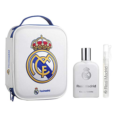 Real Madrid Neceser Edt+Rollon - 110 ml