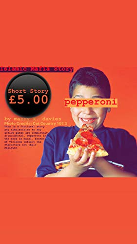 Pepperoni (a short story story): MKD's MultiBook Participant (English Edition)