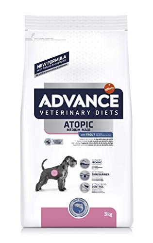 Advance Veterinary Diets Atopic Pienso para Perros - 3000 gr