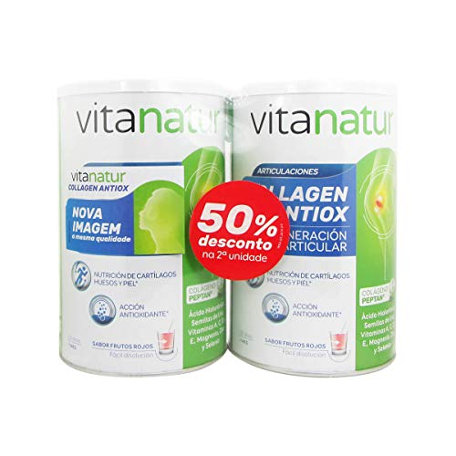 Vitanatur Pack Vitanatur Collagen Antiox 2 x 360 gr - 1 Unidad