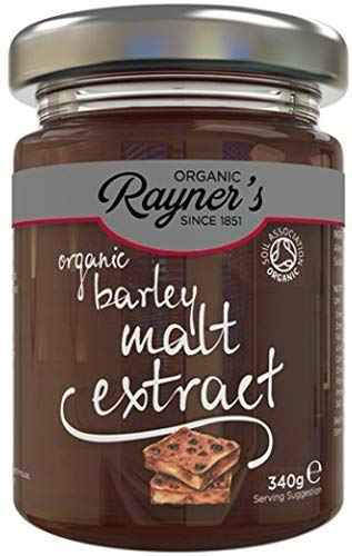 Rayners Essentials Org Malt Extract 340g