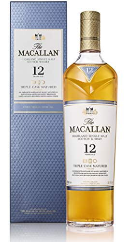 Macallan - Triple Cask Matured - 12 year old Whisky