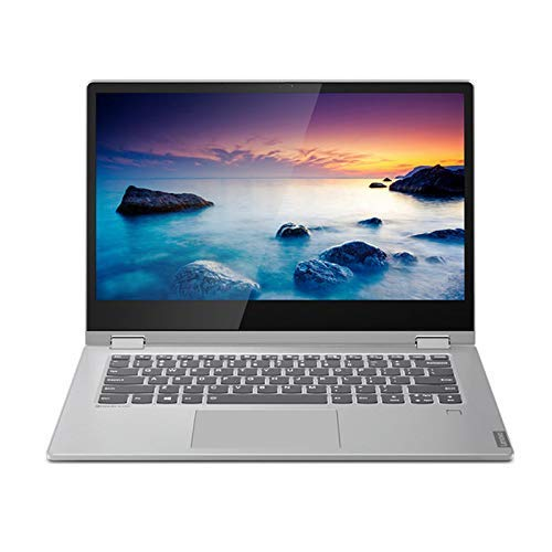 Lenovo Ideapad C340-14IML- Portátil convertible 14' FullHD (Intel Core i5, 8GB RAM, 512GB SSD, Intel UHD Graphics, Windows10) Gris-Teclado QWERTY español