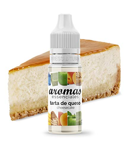 Essenciales - Aroma de Tarta de queso Cheesecake concentrado - 10 ml