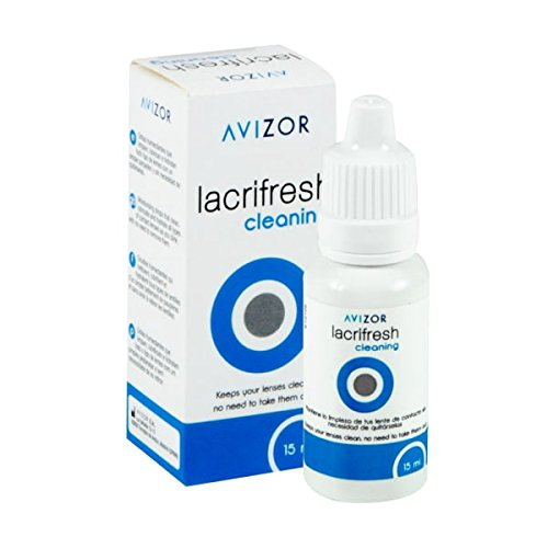 AVIZOR Lacrifresh Cleaning 15 ml Gafas, Multicolor, Estandar Unisex Adulto