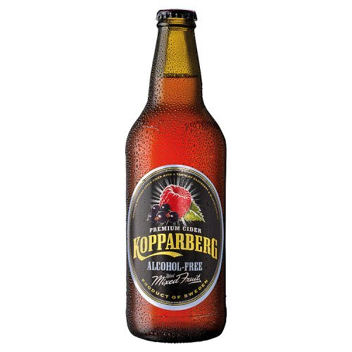 Kopparberg - Alcohol Free Cider with Mixed Fruits - 500ml