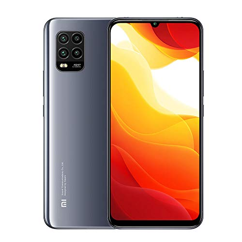 Xiaomi Mi 10 Lite 5G Smartphone 6GB 128GB 6.57'' AMOLED 48MP Quad-cámara 4160mAh (Typical) NFC, Gris