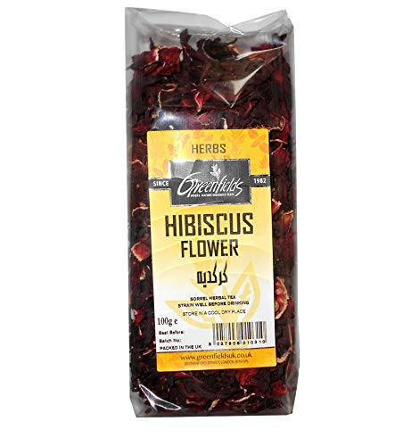 Greenfields - Flor de hibisco, 100 g