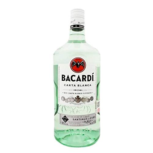 Bacardi Ron Pet 37,5º - 1750 ml