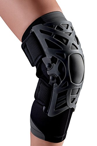 Djo - Knee reaction brace, talla M-L, color negro/gris