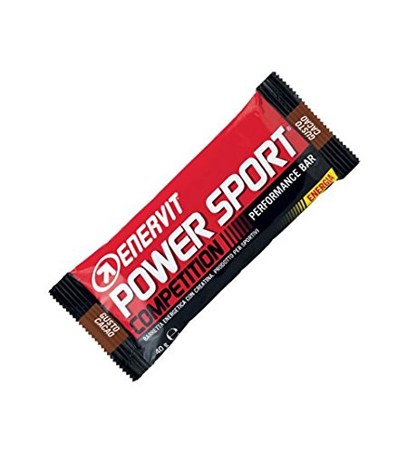 Enervit Power Sport Competition Pack de 25 Barrette Taste Chocolate