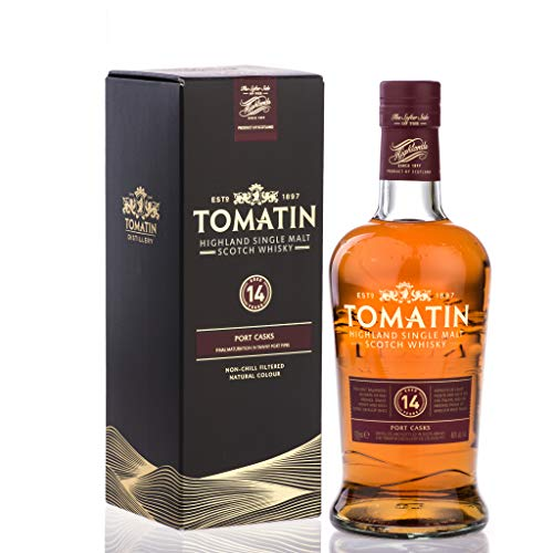 Tomatin - Highland Single Malt - 14 year old Whisky