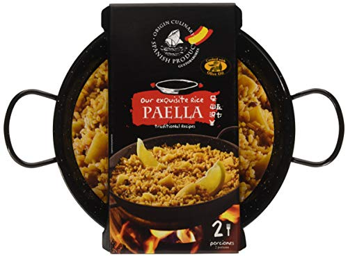 De Irene Paellas y Fideuas Our Exquisite Rice Paella 675 g