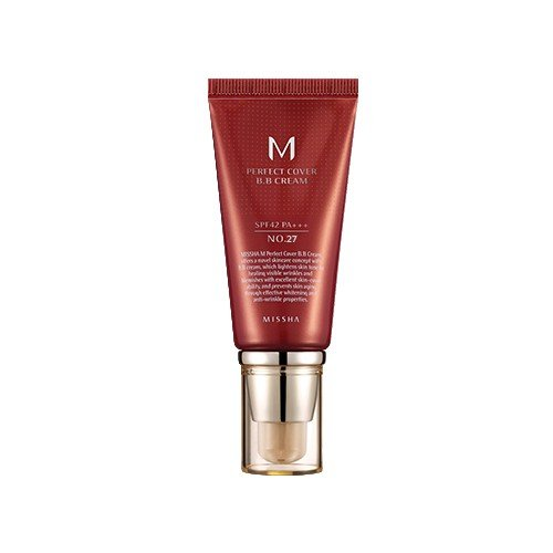 Missha Crema BB Hidratante, SPF42 Tono 27 Honey Beige - 50 ml