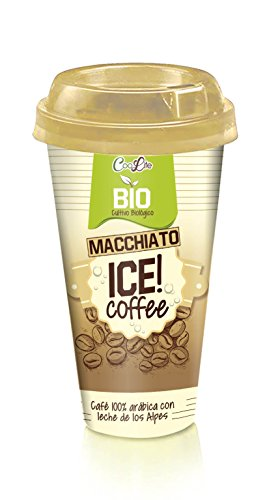 Coolife Café Bio Macchiatto - Pack 10u x 230ml