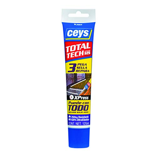 CEYS CE507232 Total Tech Blanco Tubo 125ML