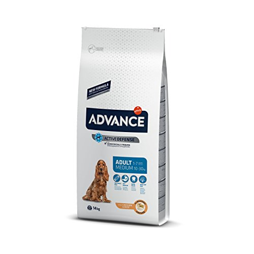 Advance Pienso para Perro Medium Adulto con Pollo - 14000 gr