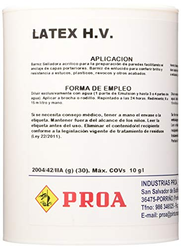 LATEX PROA