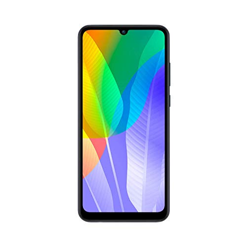 HUAWEI Y6p 16 cm (6.3') 3 GB 64 GB SIM Doble 4G MicroUSB Negro Android 10.0 Mobile Services (HMS) 5000 mAh Y6p, 16 cm (6.3'), 3 GB, 64 GB, 13 MP, Android 10.0, Negro