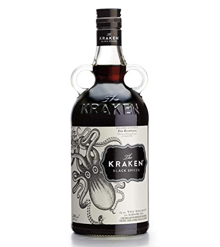 Kraken Black Spiced Rum - 700 ml
