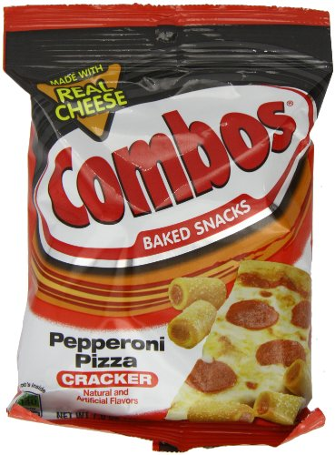Combos Pepperoni Cracker 178.6 g (Pack of 3)…