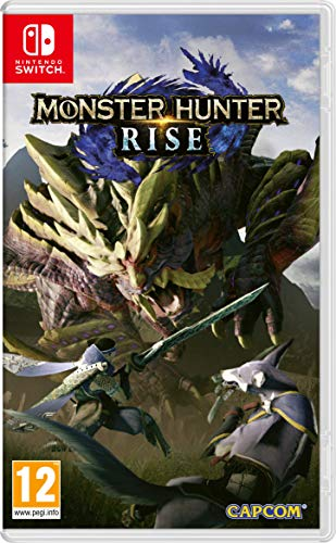 Role Playing Games - Monster Hunter Rise