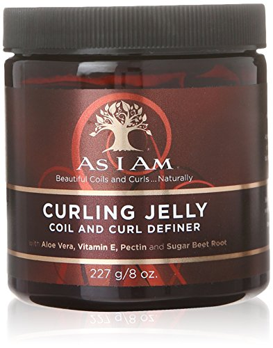 As I Am Curly Jelly Define - cremas para el cabello  (Water, Aqua Purificada, Purified) Extracts: Aloe Barbadensis Leaf¹ and Beta Vulgaris (Beet), - Use after cleansing and conditioning your hair.