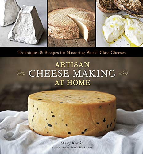 Anderson, E: Artisan Cheese Making At Home