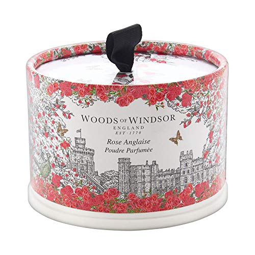 Woods of Windsor True Rose Polvo, 100 gr